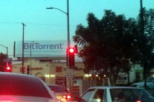 Bittorrent sign